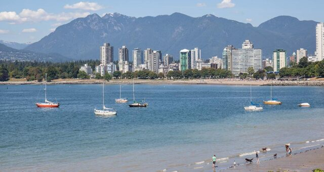 Vancouver kits beach