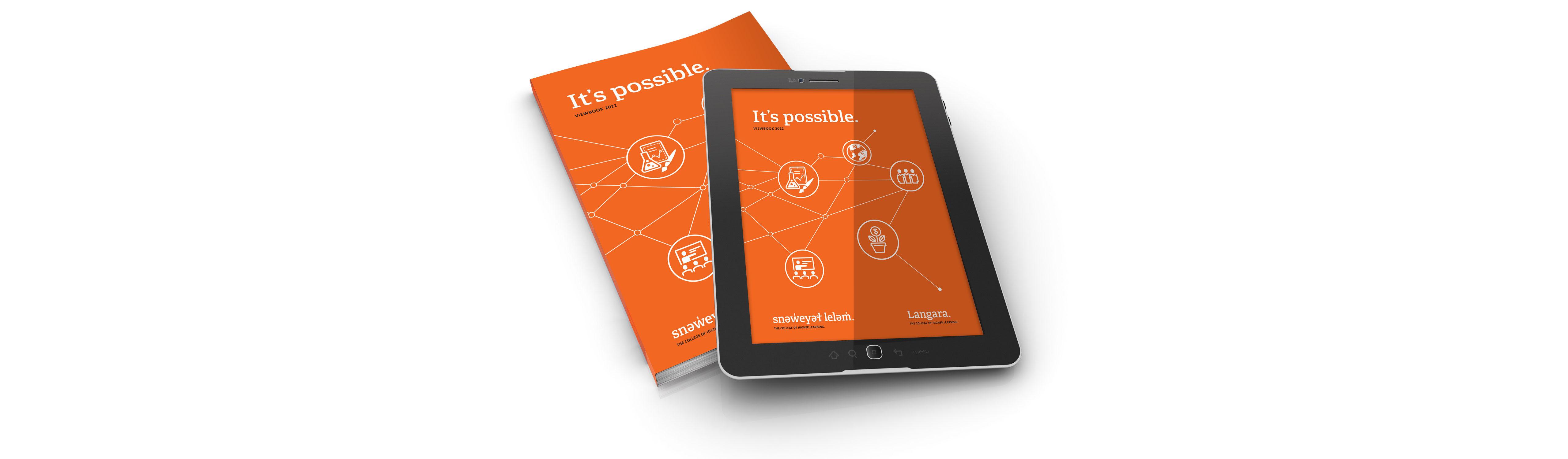 It is possible, Viewbook 2022