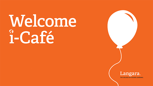 Sep 11 – Welcome I-Cafe