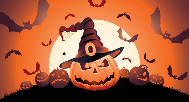 2019 Halloween Department Contest